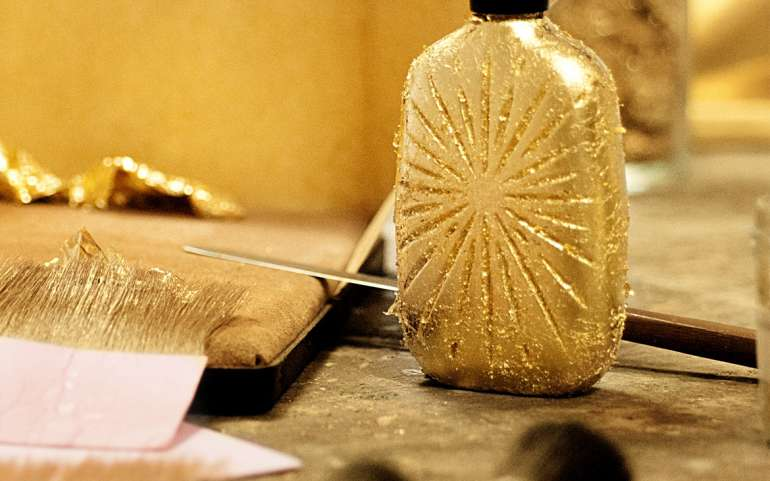 Craftsmanship and Gold Are Fundamental to Atelier Des Ors
